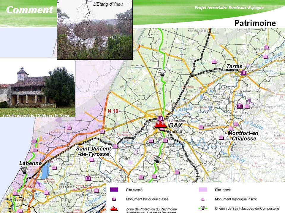 Patrimoine Le site inscrit du Château de Siest LEtang dYrieu LEtang dYrieu