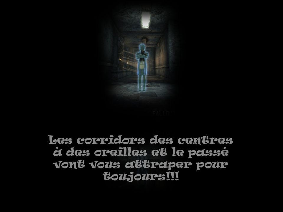 Les fantômes du passé et du future ça se parle!!!