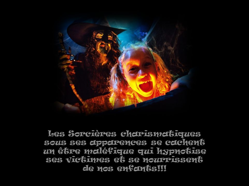 Les Maléfiques!!!