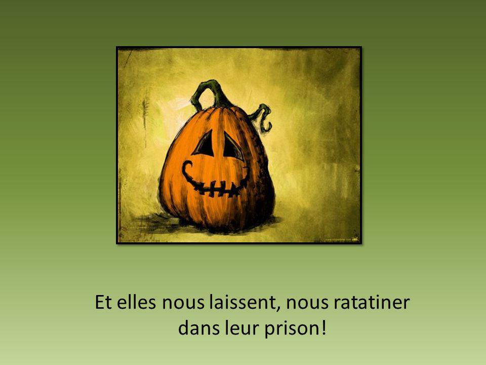 Une fois emprisonner, on ne peut plus en ressortir!