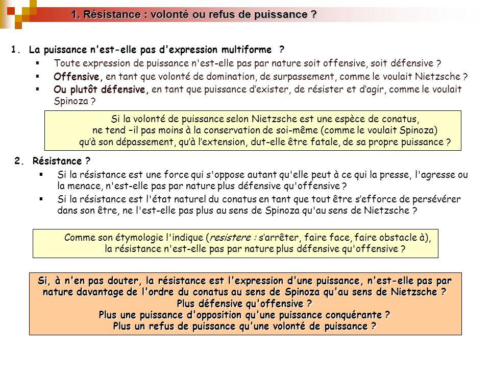 2.Résister, est-ce désobéir .Animation Michel Rumeau Qu est-ce que désobéir .