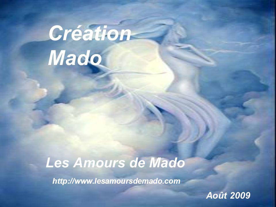 Création Mado Les Amours de Mado http://www.lesamoursdemado.com Août 2009