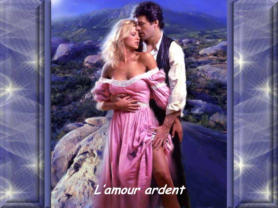 Le seul, le grand, le véritable amour Lamour avec un grand A Cest lamour avec toi.