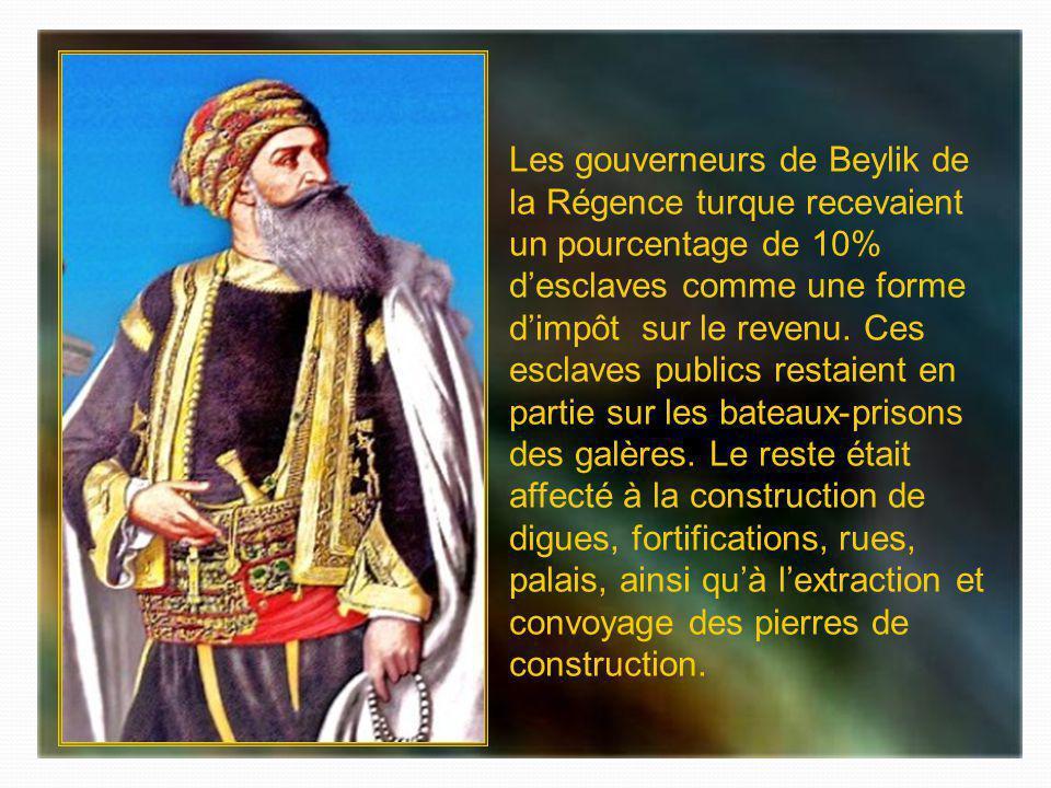 En 1683, Louis XIV fait bombarder Alger par une grande flotte pour faire cesser les raids. En représailles, le père Le Vacher et 20 autres Français so