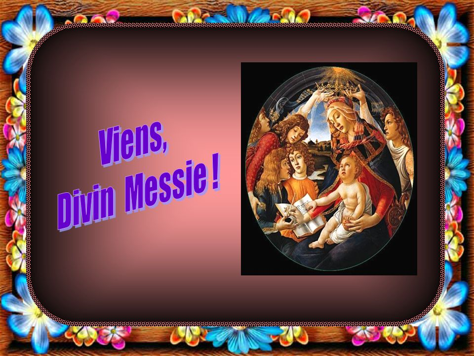 Seigneur, inspire-moi les gestes de partage De pardon et de paix, Pour annoncer autour de moi la Bonne Nouvelle de ta venue.