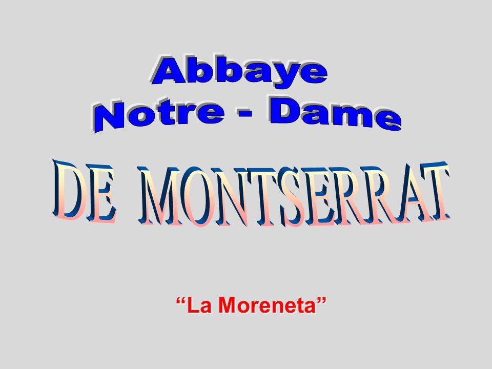 La Moreneta