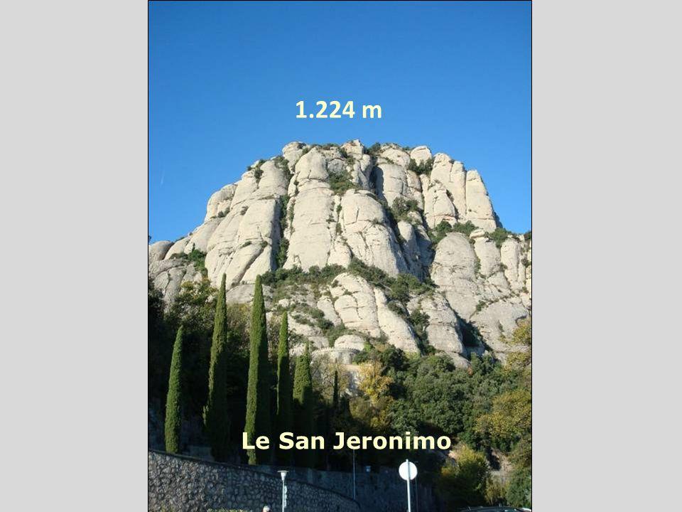 Le San Jeronimo 1.224 m