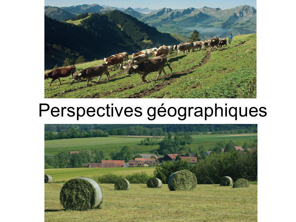 Perspectives géographiques