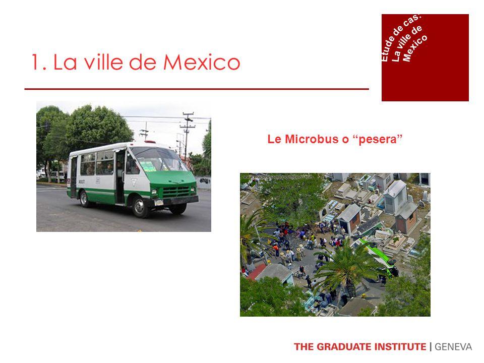 Le Microbus o pesera