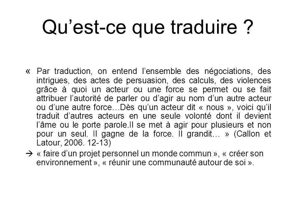 Les 5 moments de la traduction Durer ou pas Mais Traduttore, traditore Les traductions peuvent se révéler être des trahisons.
