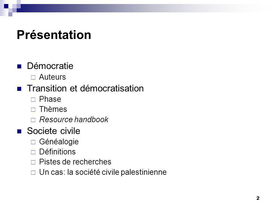 13 Resource Handbook Swiss Expert Pool for Civilian Peace Building DFAE (Div.