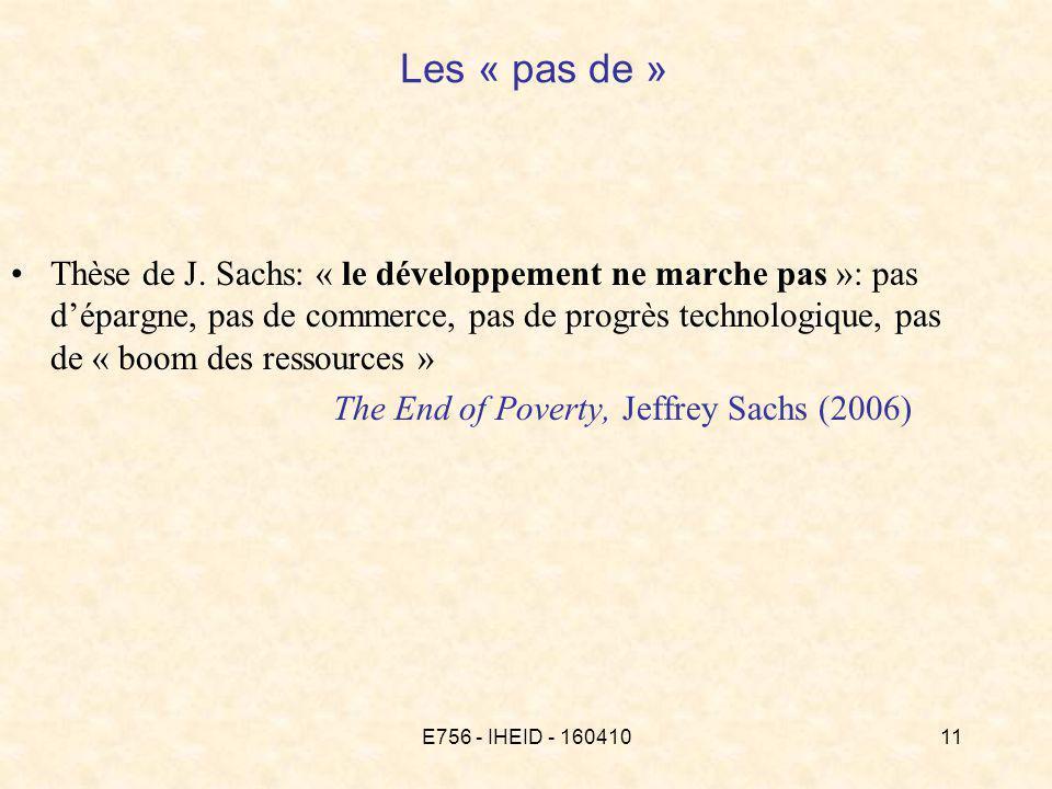 E756 - IHEID - 16041011 Les « pas de » Thèse de J.