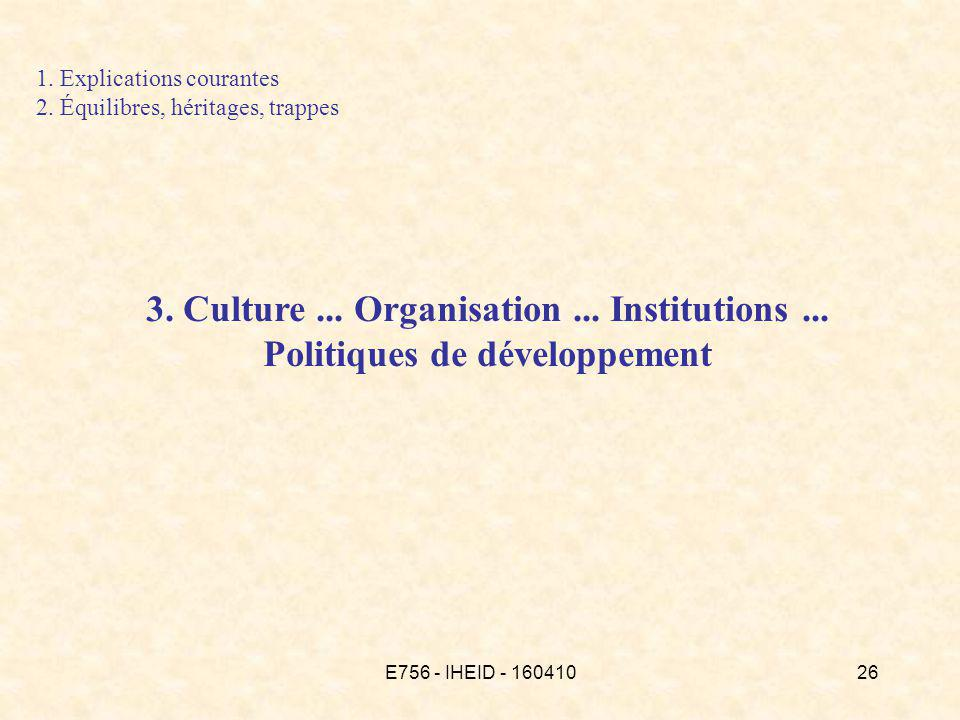 E756 - IHEID - 16041026 1. Explications courantes 2.