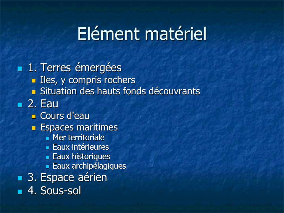 Article 121 CNUDM Régime des îles 1.