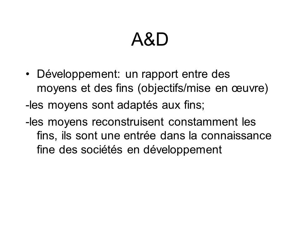 A&D Explication par les personnes ou par les structures.