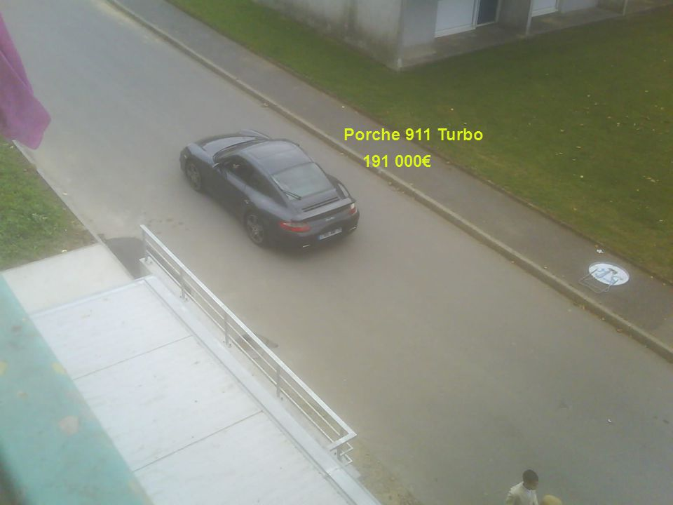 Porche 911 Turbo 191 000