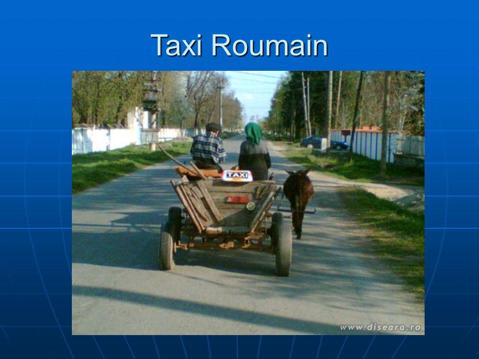 Taxi Roumain