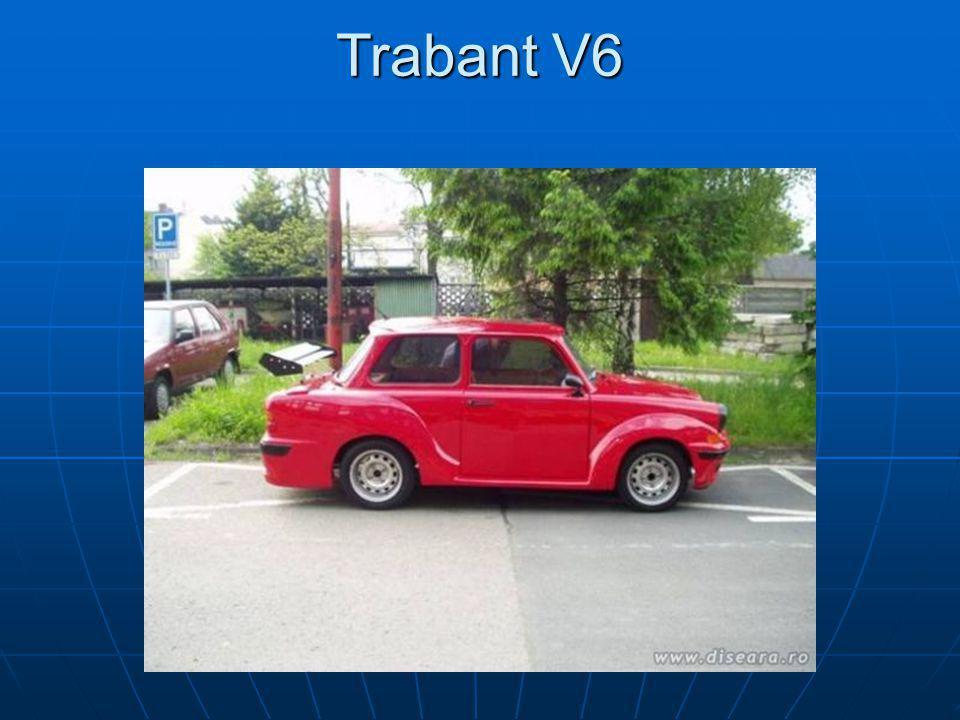 Trabant V6