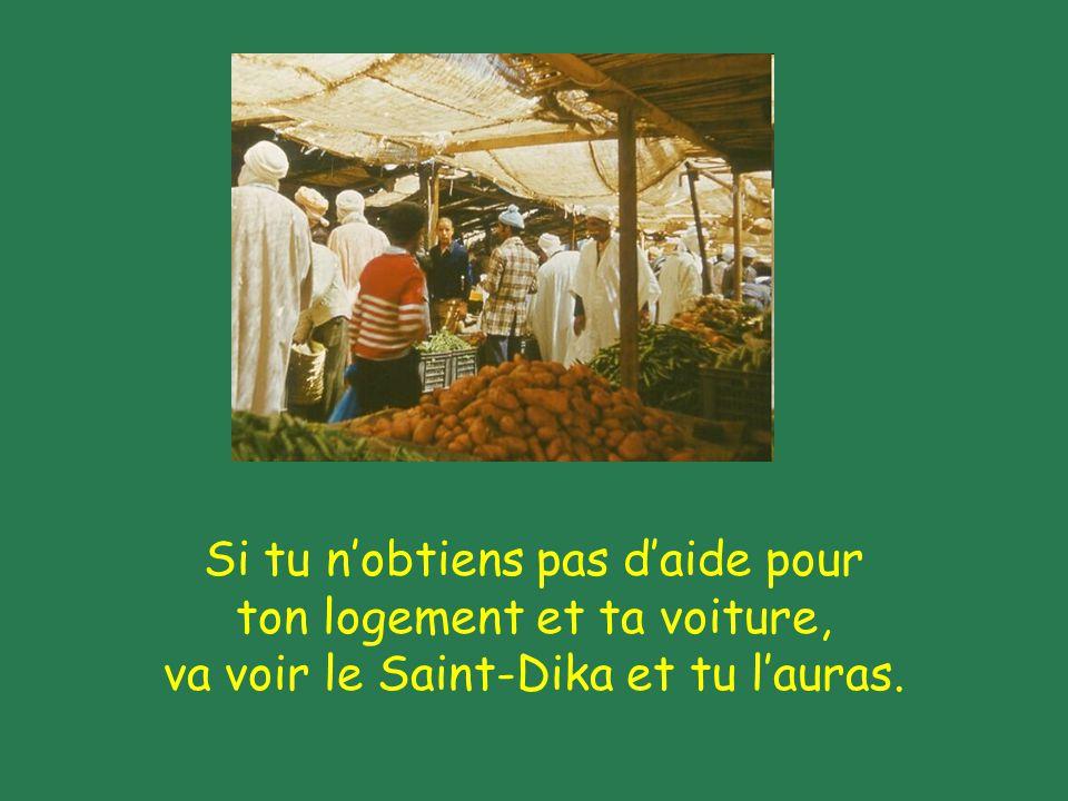 Les Français vénèrent les Saints.