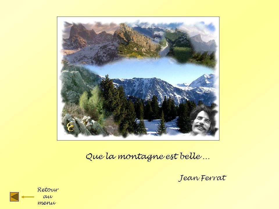Les marchés de Provence Gilbert Bécaud Retour au menu
