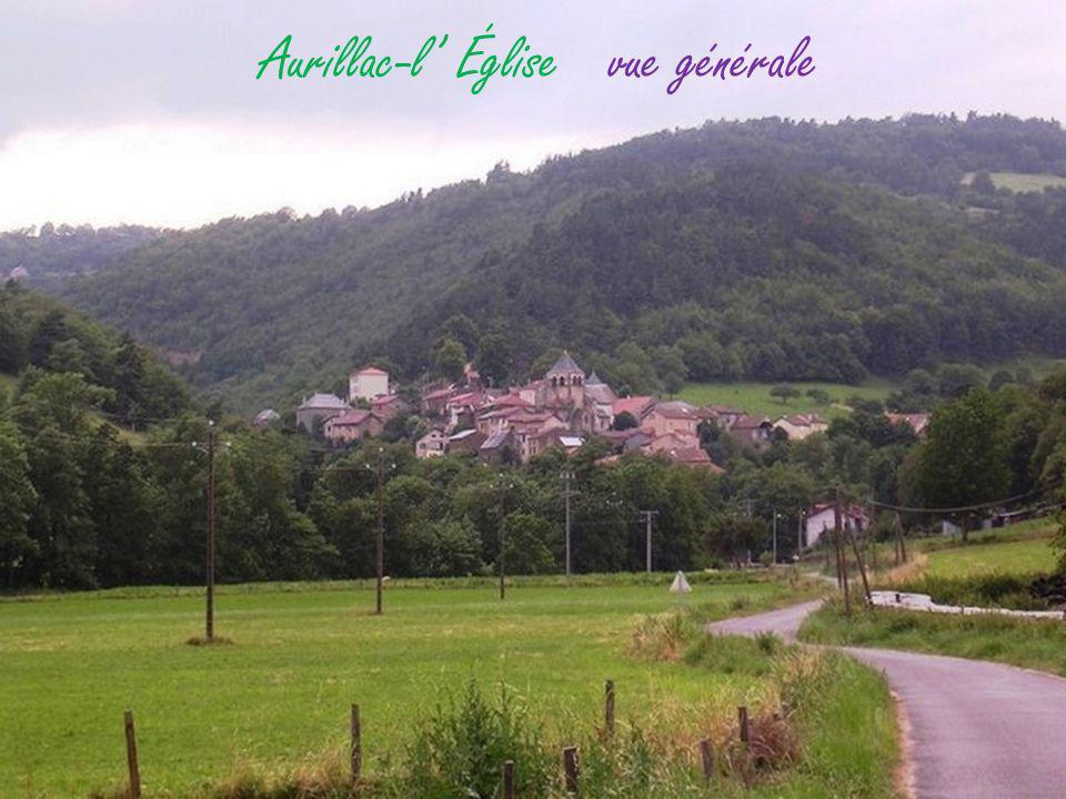 Aurillac quartier St-Geraud