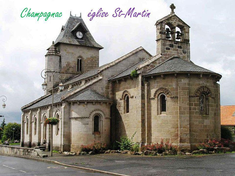 Mauriac le val St-Jean
