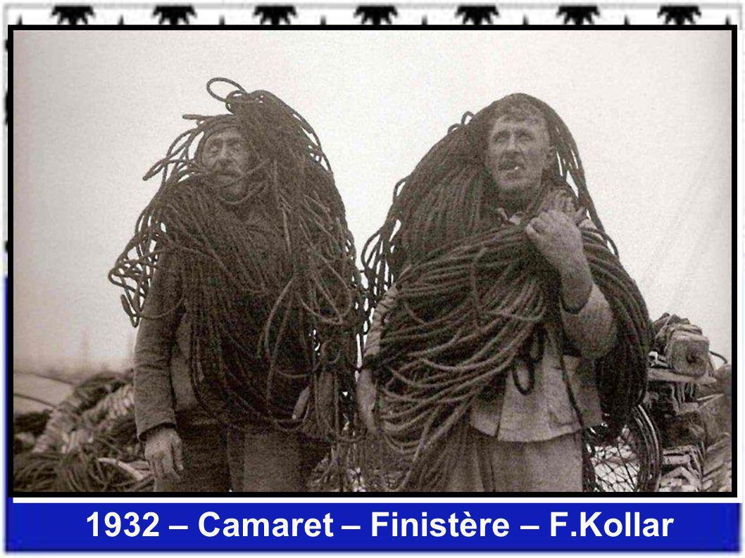 1930 – Troménie de Locronan – Finistère – J-M. Le Doaré
