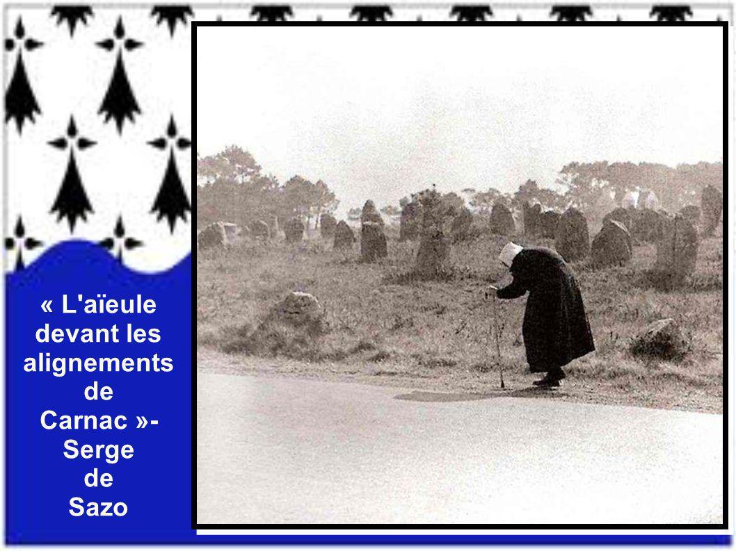 1956 - Carnac - Morbihan - Édouard Bouba
