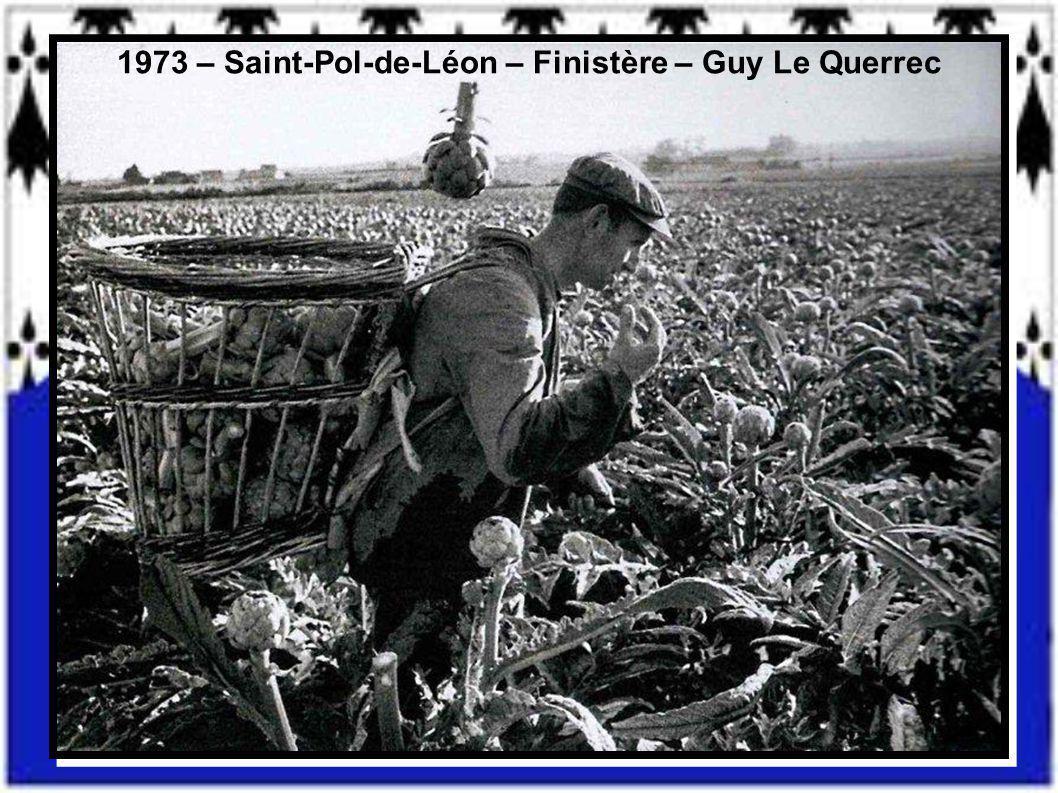 1970 - « Joséphine » Pays des Avens - Finistère – Michel Thersiquel 1979 – Penhors – Finistère – Pierre Le Gall