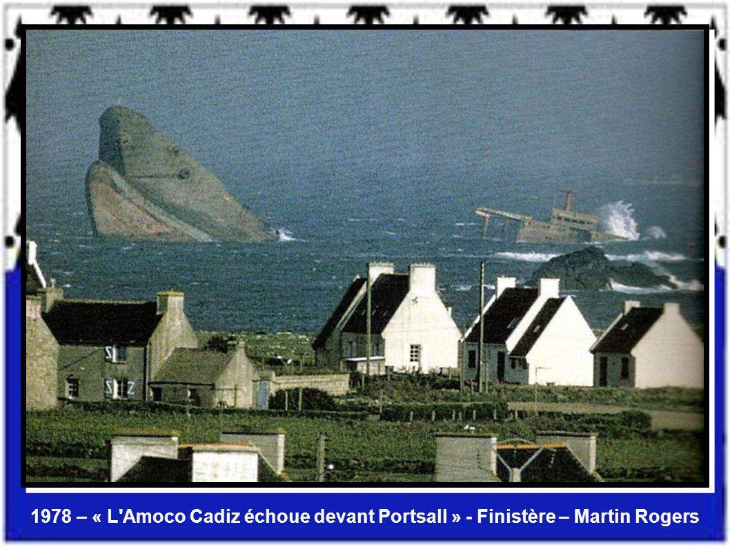1976-1977 Port-Geffroy en Portsall Finistère Robert Gernot