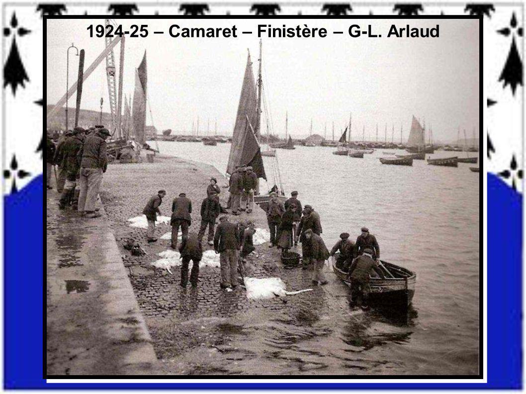 1920 – Penmarc'h – Finistère – G. Chevalier