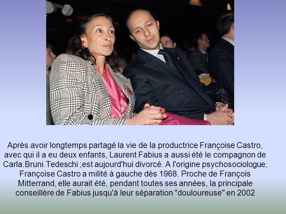 François Fillon et Pénélope Kathryn Clarke