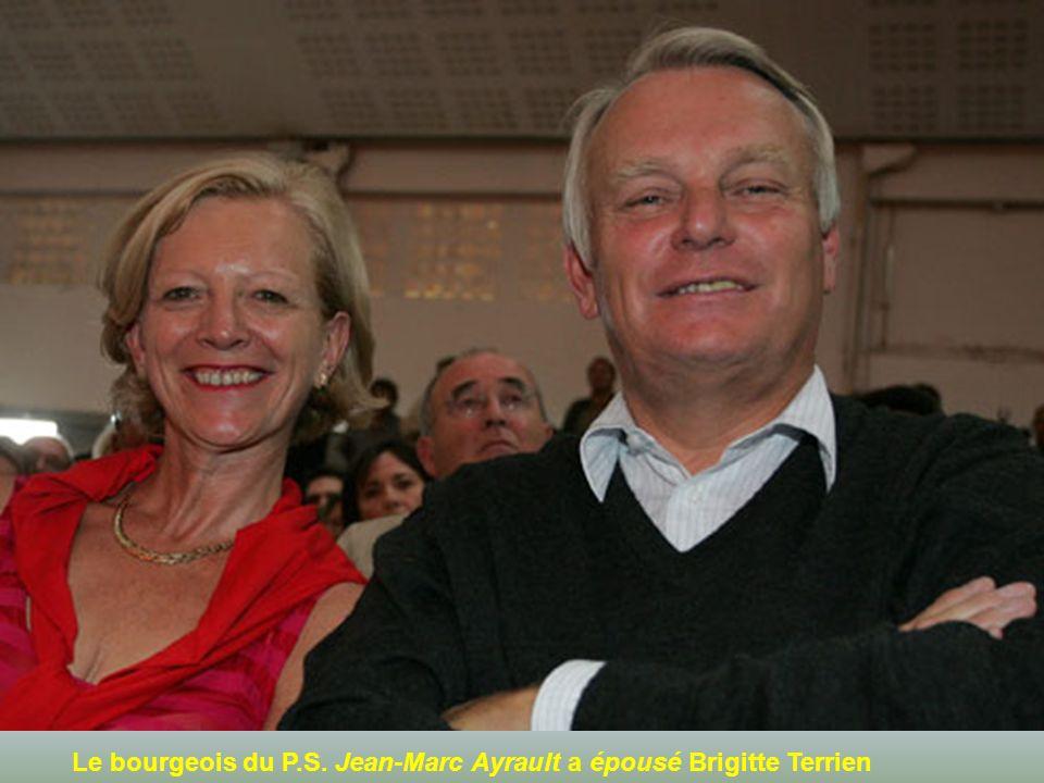 Divorcée de Xavier Aubry, Martine Aubry a épousé en secondes noces Jean-Louis Brochen en 2004. Avocat et homme politique lillois musulman islamique, i