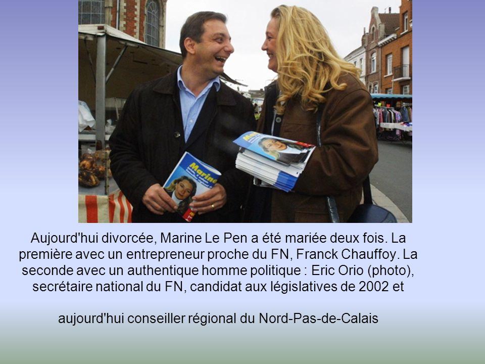 Les relations entre un politique et une journaliste font déjà jaser. Mais quand il s'agit de la directrice de France Monde, le holding de l'audiovisue
