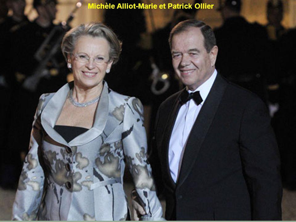 Elle est ministre, lui député. Michèle Alliot-Marie et Patrick Ollier, tous deux divorcés, partagent leur vie et leurs convictions depuis de nombreuse