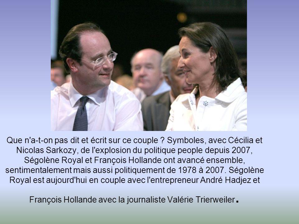 Hervé Morin et Catherine Broussot
