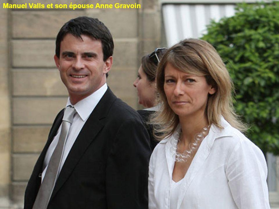 Noël Mamère et son épouse Françoise