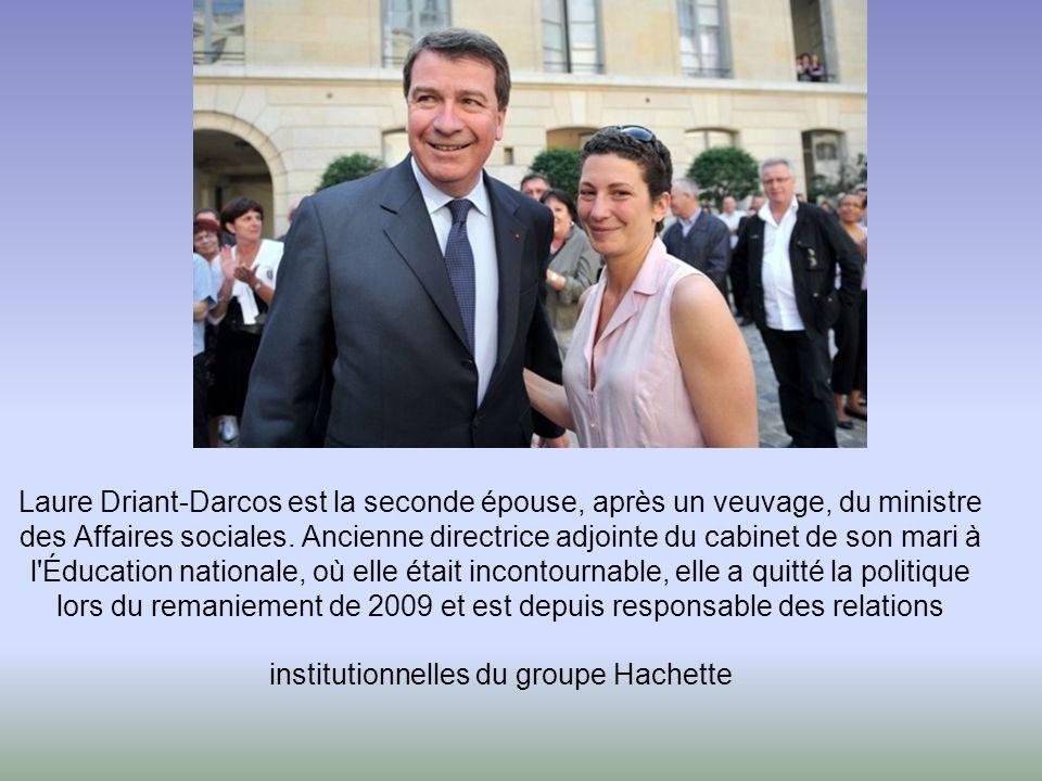 Jean-Pierre Raffarin et son épouse Anne-Marie Perrier