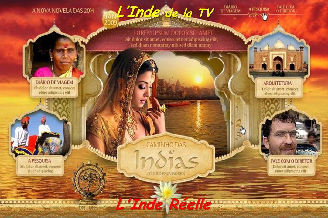 LInde de la TV L Inde Réelle