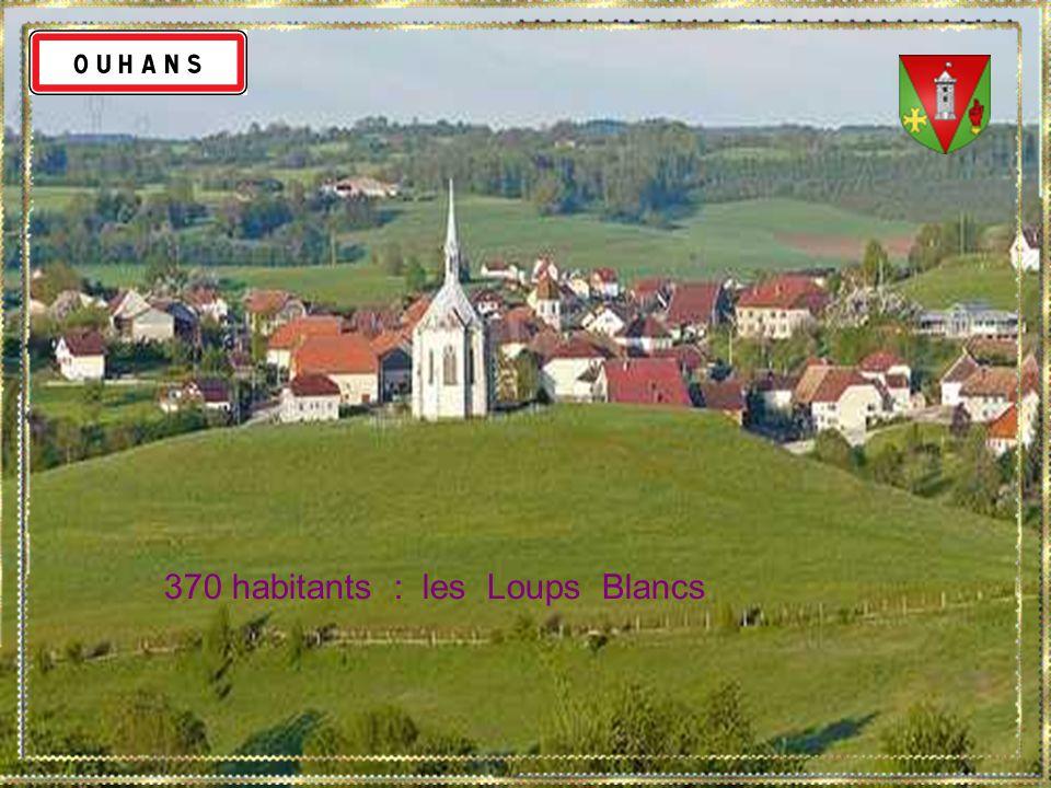4130 habitants - les Ornanais