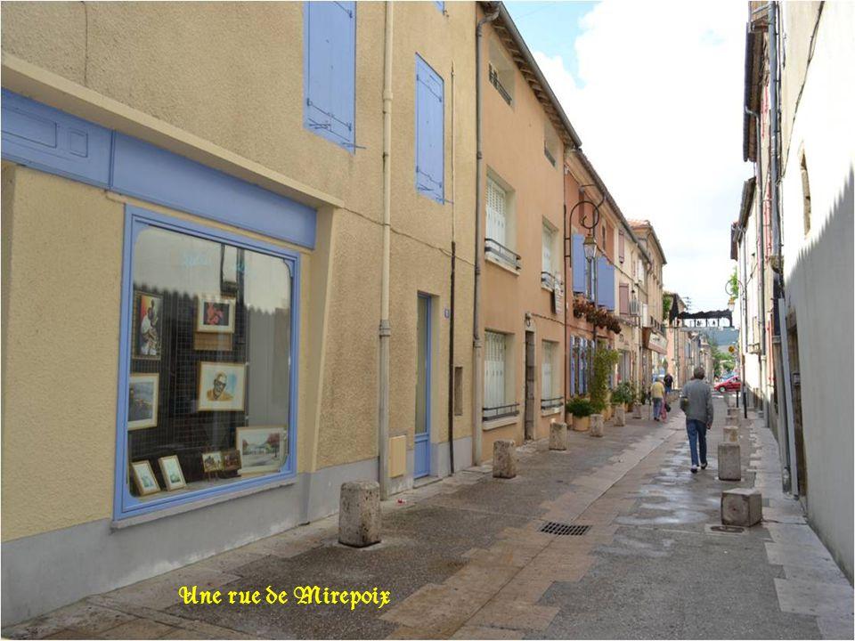Une rue de Mirepoix