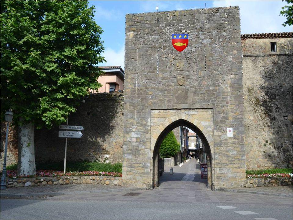 La porte d Aval ( 1372)