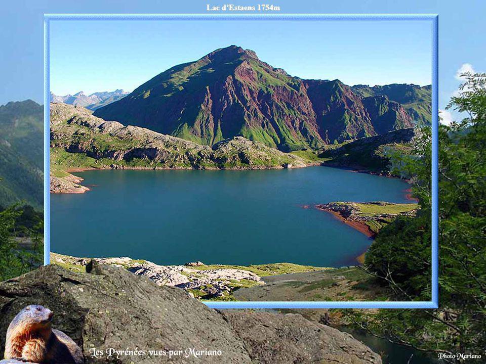 Lac de Pombie 2031m.