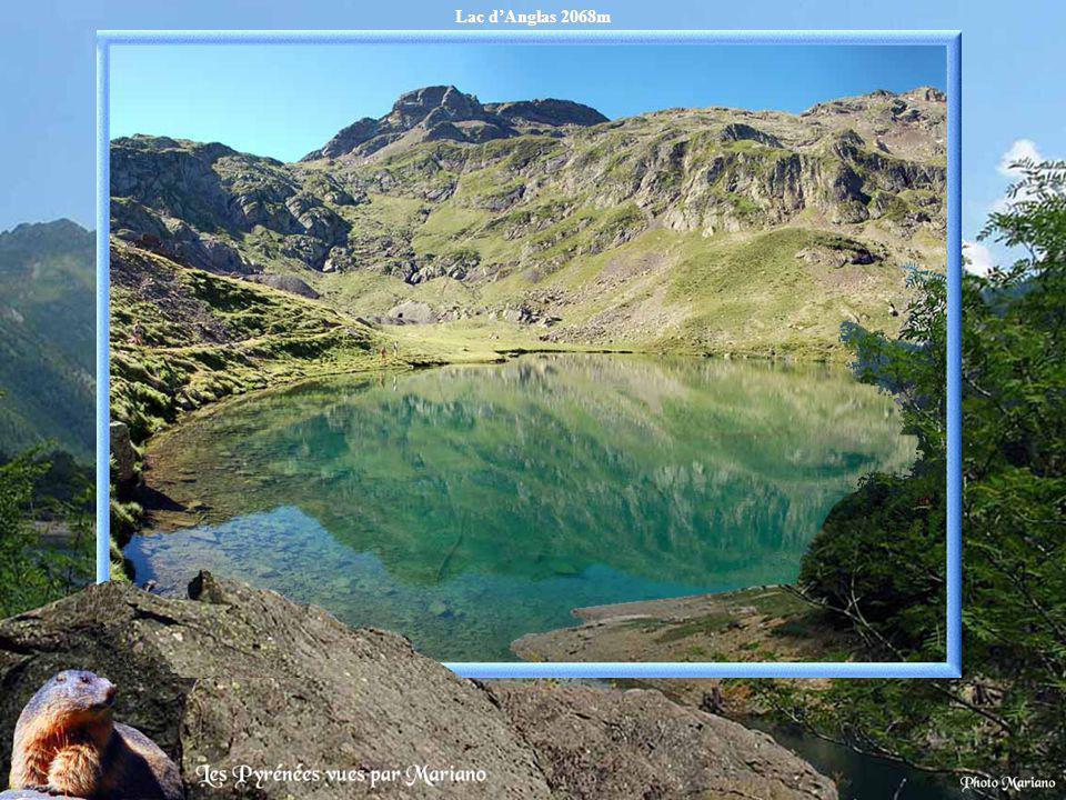 Lac dEstaens 1754m.