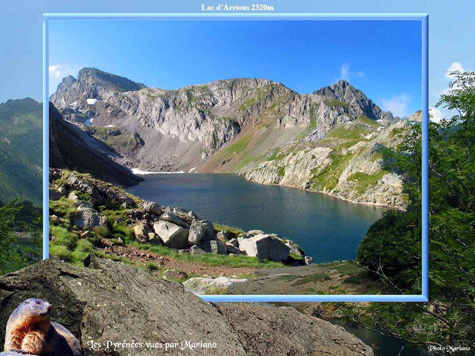 Lac dIsabe 1925m.