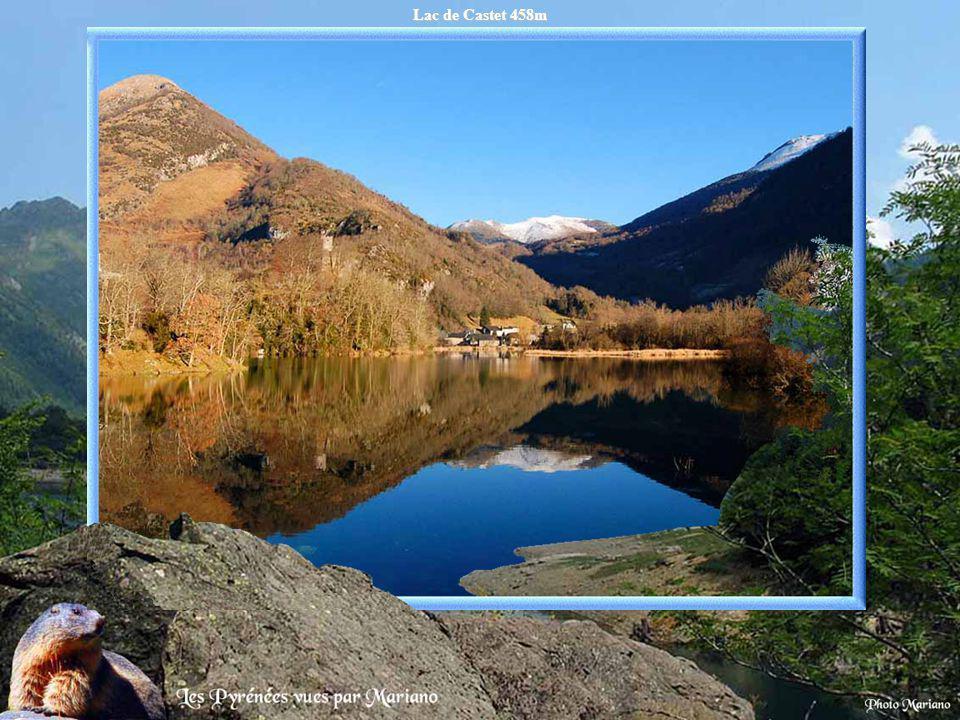Lac dUzious 2115m.