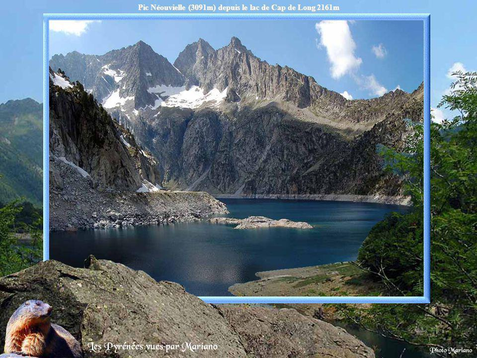 Lac de Cap de Long 2161m.