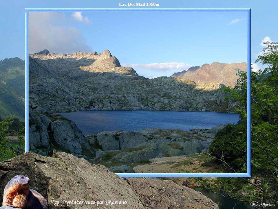 Lac Nère 2310m (Vallée du Marcadau).