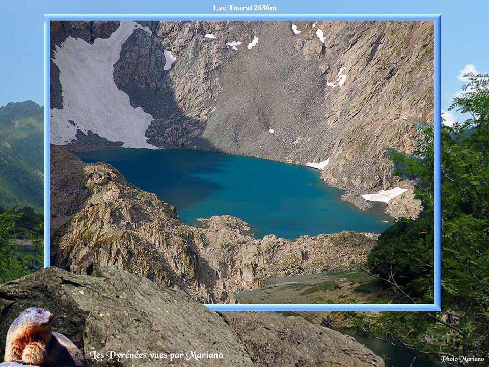 Lac Det Mail 2350m.