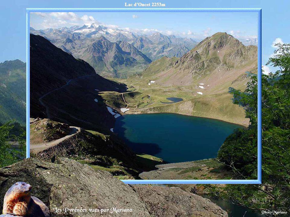 Lac Tourat 2636m.